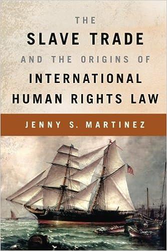 The Slave Trade And The Origins Of International Human Rights Law PDF Descargar Gratis