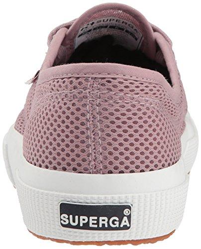 Superga Dames 2750 Meshu Sneaker Dark Mauve