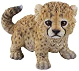 Hi-Line Gift Ltd Baby Cheetah Statue For Sale
