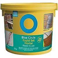 Blue Circle TMOBA05KRH - Mortero de reparación rápida