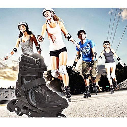 発行する足音聖域ローラーブレード OXELO インラインスケート ローラースケート 子供/ジュニア用 初心者向け サイズ調節可能 スケーティング ローラースケート