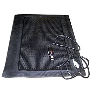 Cozy Products Ice-Snow Ice-Away Heated Melting Mat