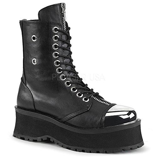 Demonia Mens Gravedigger-10 / Bvl Boots