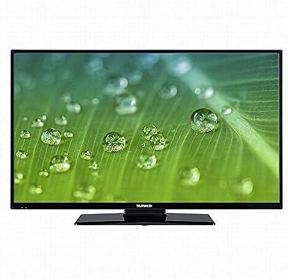 Telefunken d43 F287 N4cw Full HD LED TV 110 cm (43 Pulgadas) DVB-T2/C/S2 Sintonizador 600 Hz SmartTV Negro: Amazon.es: Electrónica