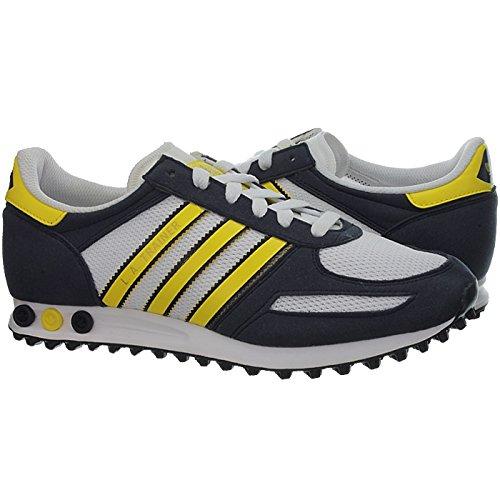 Adidas Colore Blu La Trainer Giallo Gialla Nuovo Fz4Fr