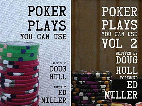 Poker Plays You Can Use (2 Book Series)