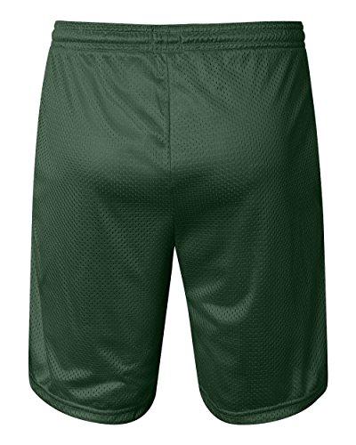 Champion 3.7 oz. Long Mesh Shorts with Pockets XL