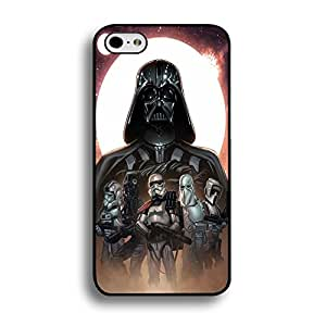 Iphone 6 Plus / 6s Plus ( 5.5 Inch ) Case Cover Cool Powerful darth vader robots Fantasy Movie Star Wars Phone Case Cover The Force Awakens series