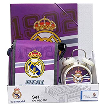 Real Madrid - Set Regalo Display (CYP Imports CK-01-RM): Amazon.es ...