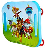 Nextsport Scoot Board Scooter Board with Handles and Casters for Kids (Paw Patrol, 15'' x 12'')
