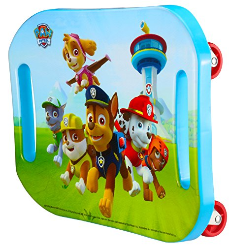 Nextsport Scoot Board Scooter Board with Handles and Casters for Kids (Paw Patrol, 15' x 12')