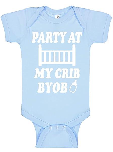 Amazon.com  Reaxion Handmade Funny Baby Boy   Baby Girl Clothes ... da8e9229f9a0