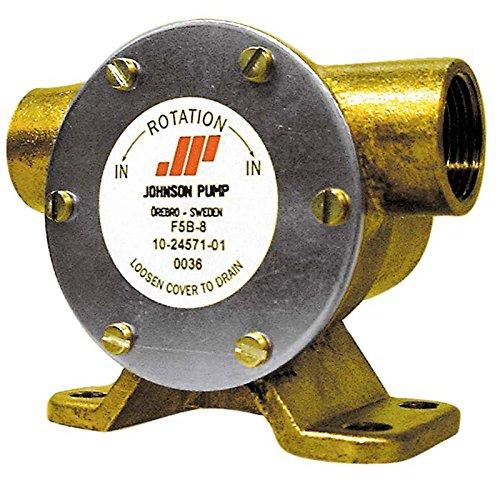 Johnson Pumps 10-24571-51 F5B-8 Heavy Duty Impeller Pump ()