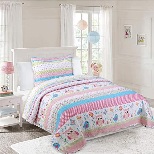 MarCielo Bedspread Blanket Printed Coverlet