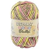 Bernat Baby Blanket Yarn, 10.5 Ounce, Little Girl Dove, Single Ball