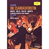 Kalman - Die Csardasfurstin / Anna Moffo, Rene Kollo, Dagmar Koller, Bert Grund