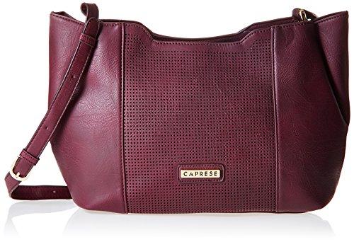 Caprese Women's Sling Bag (Maroon)