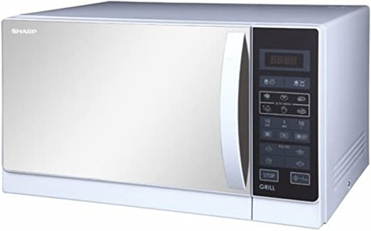 Amazon.com: Sharp r-75mt (S) Horno de microondas con grill ...