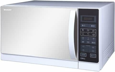 Amazon.com: Sharp r-75mt (S) Horno de microondas con grill ...