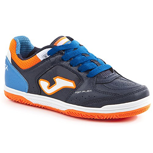 ZAPATILLA FUTBOL SALA JOMA TOP FLEX JR 703 MARINO