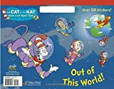 Out of This World! (Dr. Seuss/Cat in the Hat) (Big Coloring Book)