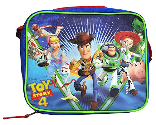 Toy Story Disney Pixar 4 Lunch Box Bag Insulated Soft Case with Strap