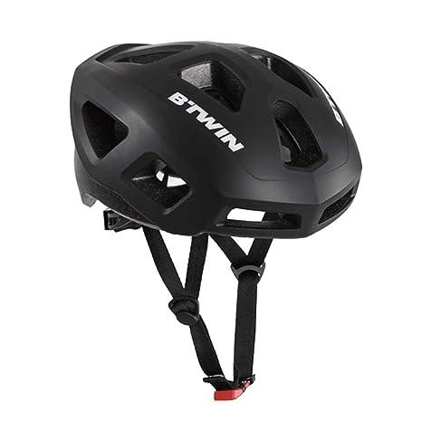FIX-S Casco, Se Aplica A Bicicleta Neumático Respirable Masculino ...