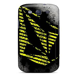 Samsung Galaxy S3 ICX10799JNzF Support Personal Customs High Resolution Volcom Stone Pictures Shock Absorbent Hard Cell-phone Cases -DrawsBriscoe