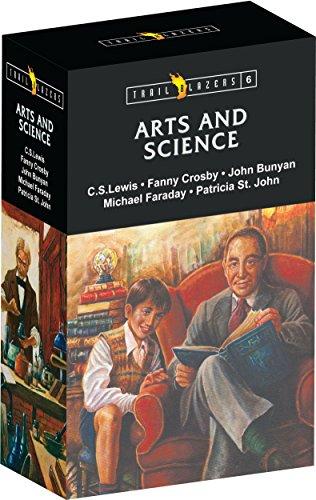 Trailblazer Arts & Science Box Set 6 (Trailblazers)