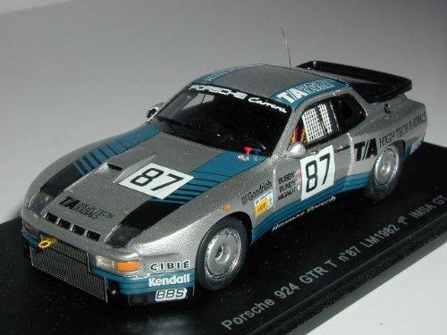 1/43 ポルシェ924 GTR 1982 ル・マン No.87 S0987
