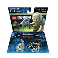 El paquete de gollum de Lord Of The Rings - LEGO Dimensions