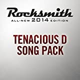 Rocksmith 2014 - Tenacious D Song Pack - PS3 [Digital Code]