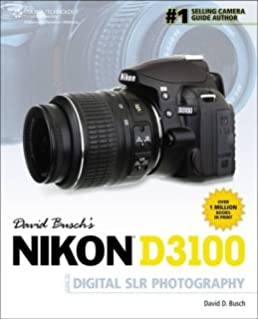 Amazon com: Nikon D3100 For Dummies (9781118004722): Julie