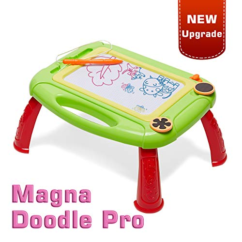 Matesy Girls Toys for 1 Year Old Girls, Magnetic Drawing Board Toys for 1 2 3 4 Year Old Girls Kids Toys Age 1 2 3 Birthday Gift for 2 3 4 Year Old Girl Toy for 2 3 4 Year Old Girl Toy 2019 Christmas