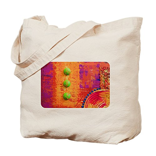 Royal Lion Tote Bag Abstract Peace Symbol Sign