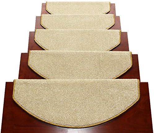 GR Carpet GUORONG Alfombra de Escalera Adhesivo Libre Autoadhesivo Antideslizante Tapa de Paso de Madera Maciza Fácil de Limpiar, Antideslizante Resistente al de (Capacidad : 90 * 24cm): Amazon.es: Hogar