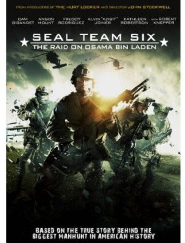 Amazon com: Seal Team Six Raid Osama Bin: Cam Gigandet, Alvin Xzibit
