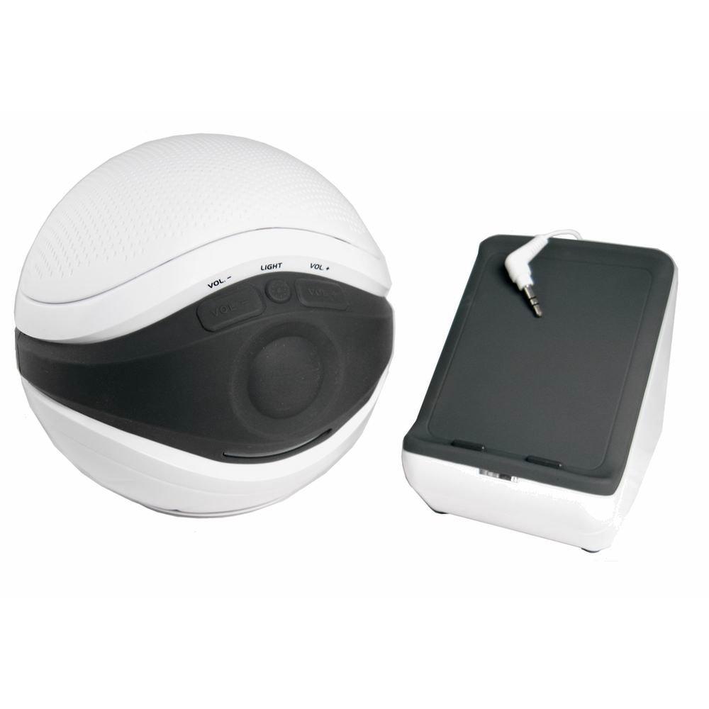 Amazon.com: Audio Unlimited 900MHz Wireless Floating Pool Speaker ...