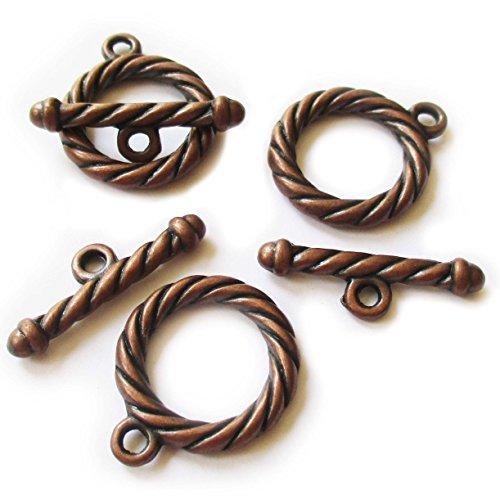 Copper Beaded Jewelry - 1