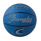 Champion Sports Pro Rubber Basketball, Size 5