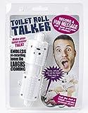 Talking Toilet Roll Holder