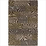 Surya GRA9923-811 Chocolate Gramercy Collection Rug - 8ft X 11ft