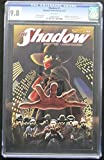 #6: SHADOW (2012) #1 CGC GRADED 9.8 JOHN CASSADY COVER WHITE PAGES