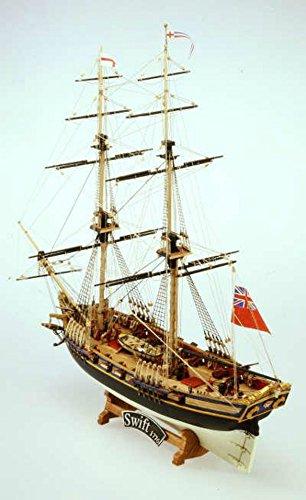 Mamoli-Swift-Model-Ship-Kit