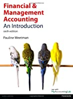 Financial & Management Accounting, 6th Edition Front Cover