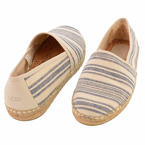 Zapatillas 1010156 kas Stripe UGG Azul