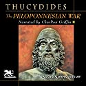 The Peloponnesian War Audiobook by Thucydides Narrated by Charlton Griffin