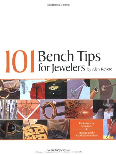 101 Bench Tips for Jewelers ebook