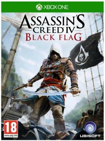 Ubisoft Assassins Creed IV: Black Flag Xbox One vídeo - Juego (Xbox One, Acción / Lucha, Modo multijugador, M (Maduro)): Amazon.es: Videojuegos