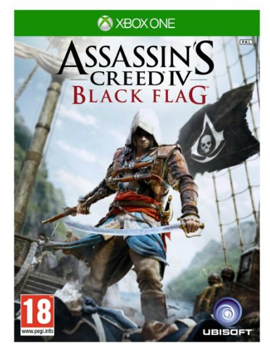 Amazon Com Assassin S Creed Iv Black Flag Xbox One Video Games